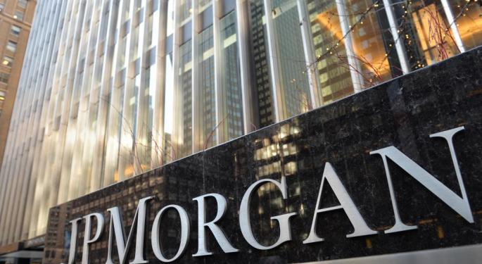 How The Street Is Reacting To JPMorgan's Earnings