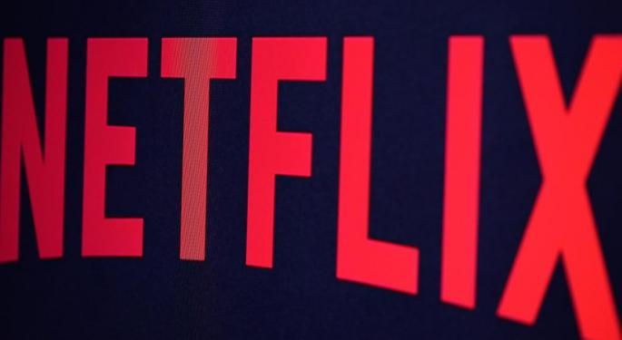 Lucky Number 7? Netflix Splits Stock, Shares Rise