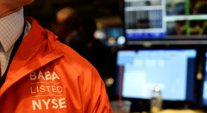 Alibaba Is A Long-Term Play, Options Guru Says