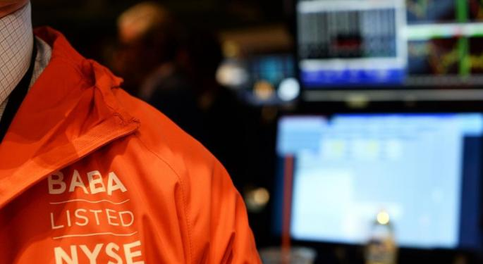 High Hopes For Apple, Alibaba, Other Earnings This Week