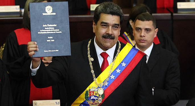 How The Venezuela Political Crisis Impacts The Oil Market
