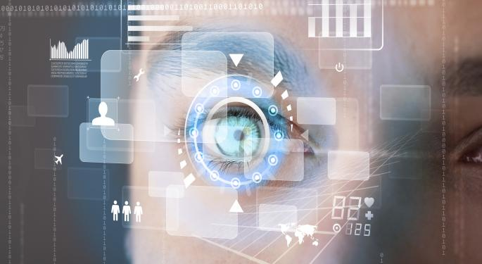Samsung Looking To Iris Detection For Future Of Mobile Security