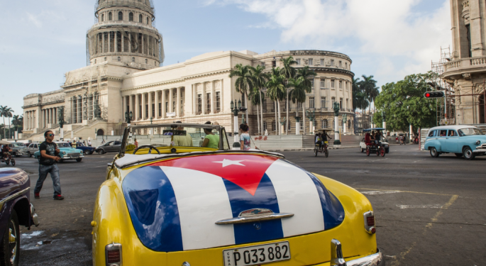CUBA Fund Spikes As Puerto Rico Governor Says 'There Is No Money,' Expects Default