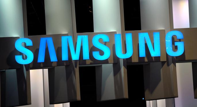 Barron's Recap: Time To Buy Samsung