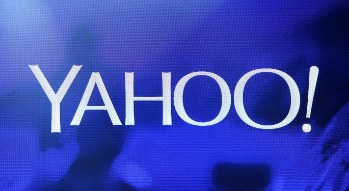 What The Twittersphere Is Saying About Yahoo! Inc. Today