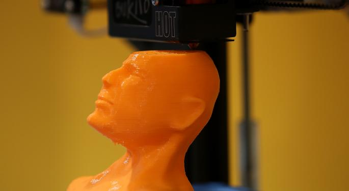 5 More Ways 3D Printing Is Taking Over The World: 3D Systems Corporation, Organovo Holdings & More