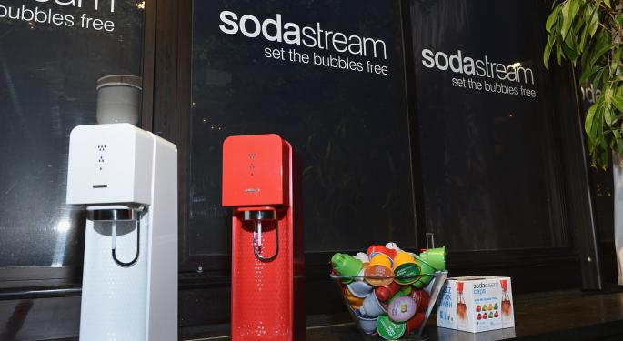 Will There Ever Be Another Pop For Sodastream?