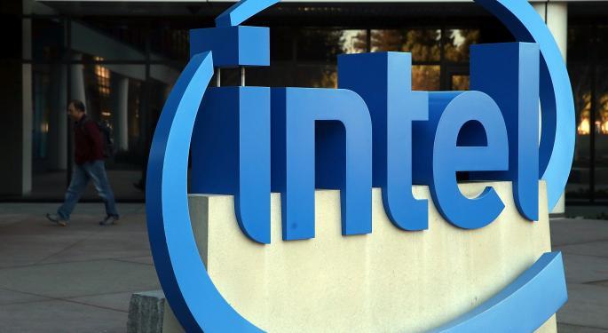 Deutsche Bank Warns Intel's Quarter 'May Be A Bit Softer Than Consensus'