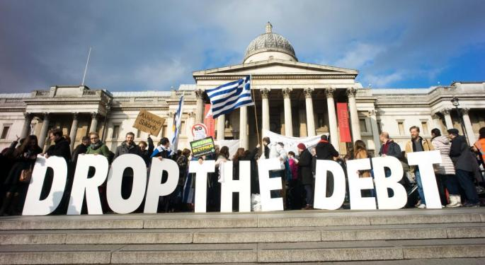 Greeks In 'Extend And Pretend' Situation: CLSA's Wood