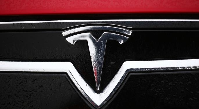 Tesla Rebounds From Trip Under $200, But Will It Hold?