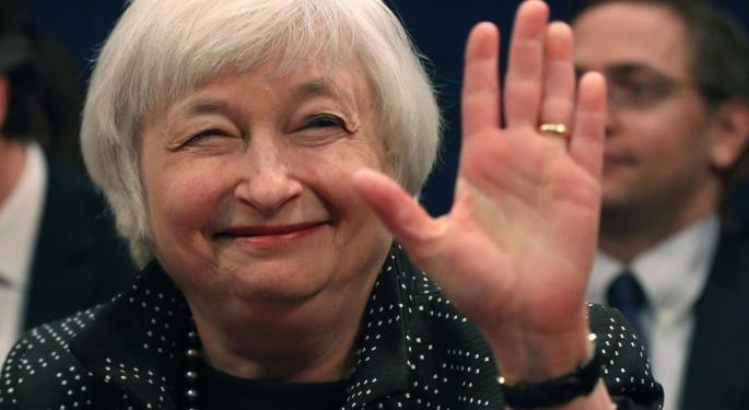 Many Markets In Motion As Central Banks Talk