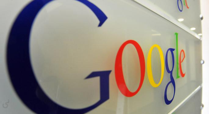 Google In Hot Water Across The Pond