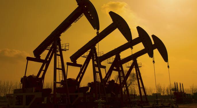 Supply Glut Continues To Weigh On Brent Prices