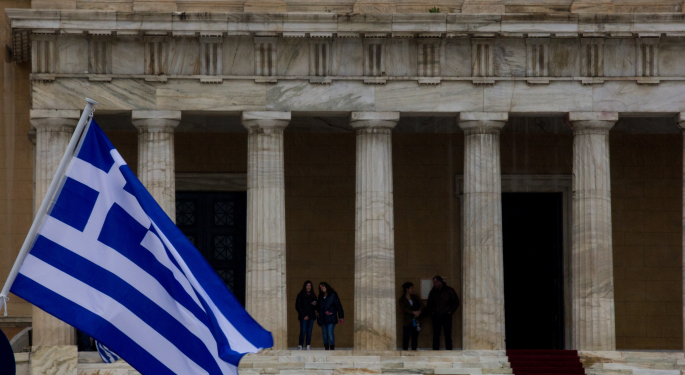 Here's What Happens If Greece Runs Out Of Money