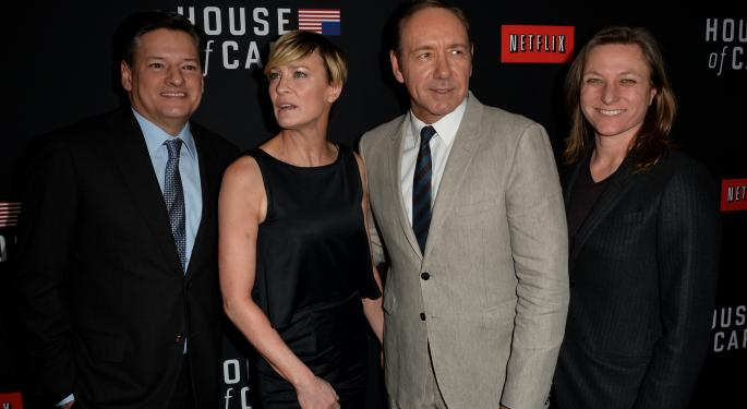 Will Netflix Produce Another 'House Of Cards'-Sized Hit?
