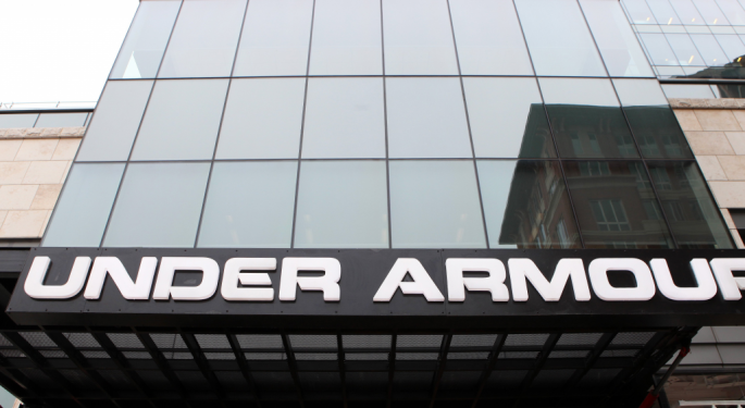 Under Armour Shares Hit A Bogey, Downgraded At OTR Global