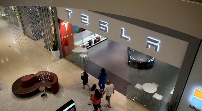 Why Selling Used Cars Could Work For Tesla Motors Inc