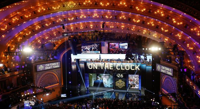 Why Apple Was The Real Winner Of The NFL Draft