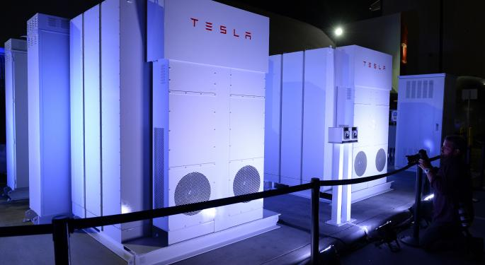 Was Tesla's Powerwall Battery Factored Into The Stock Price?