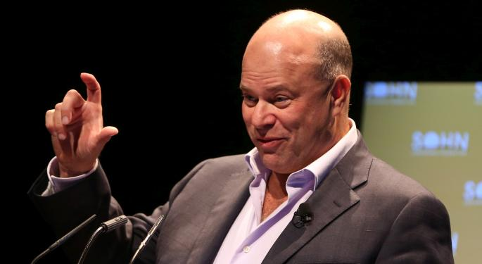 Tepper: It's A Good Time To Take 'A Little Cash Off The Table'