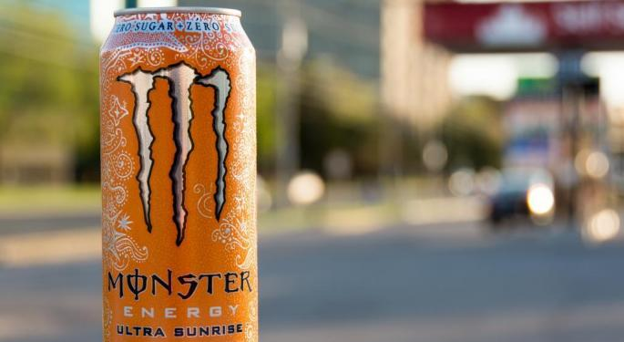 Why Monster Beverage's 10% Decline Makes It The Perfect Time To Buy