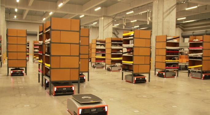Retail And Industrial Activity Improve, Providing Some Stability For Freight