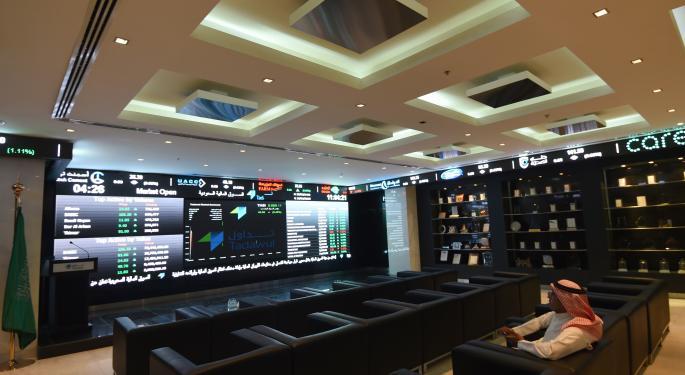 Why Investors Aren't Flocking To Saudi Arabia's Newly Opened Stock Market