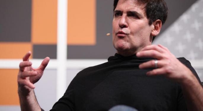 Mark Cuban Fires Latest Shot In Tech Bubble Debate