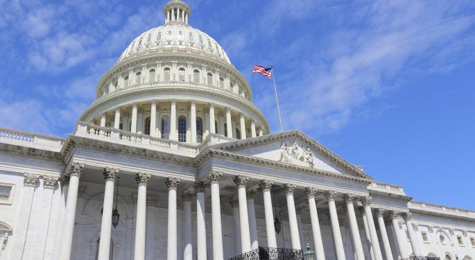 What These 5 Defense Contractors Are Spending To Lobby Congress