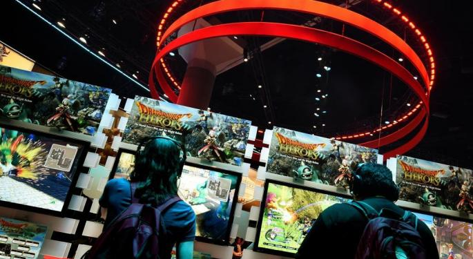 Video Game Stocks Continue To Score Points