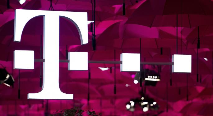 What Is T-Mobile Doing With ETFs?