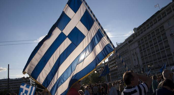 Goldman Sachs' Favorite European Country Indices Amid Greece Drama