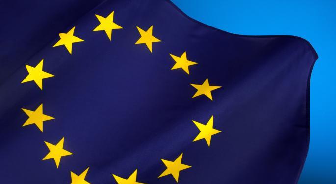 Euro Below $1.23 On Suffering Economy
