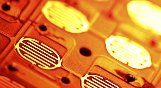 Semiconductor ETF Up 3 Straight Weeks SMH, INTC, XSD, OVTI