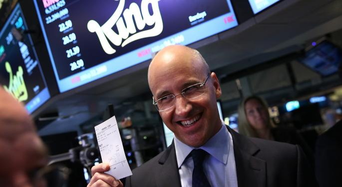 'Candy Crush' Maker King Digital Entertainment Gets Crushed: IPO Review For March 26