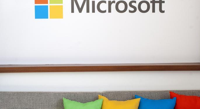 Microsoft Shares Back In An Upward Trajectory: A Technical Breakdown