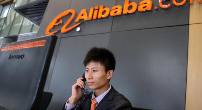Why Is Goldman Buying Alibaba And Baidu This Week?