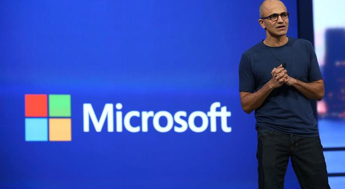 The Report Card: Satya Nadella Completes One Year As Microsoft's CEO