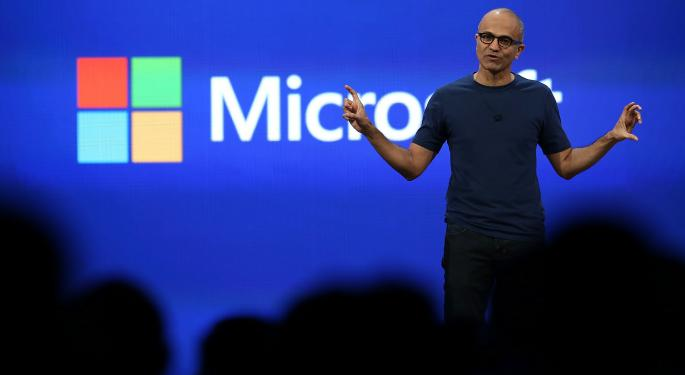 Microsoft Corporation Leading The Trend Higher In The Markets: How Much More Can We Expect?