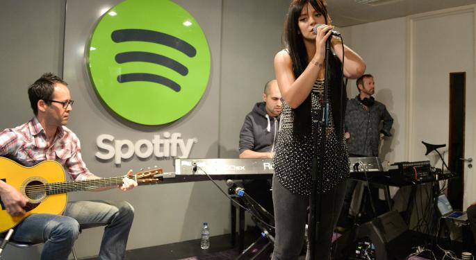 Spotify's 60 Million Users Could Make It Hard For Others To Catch Up