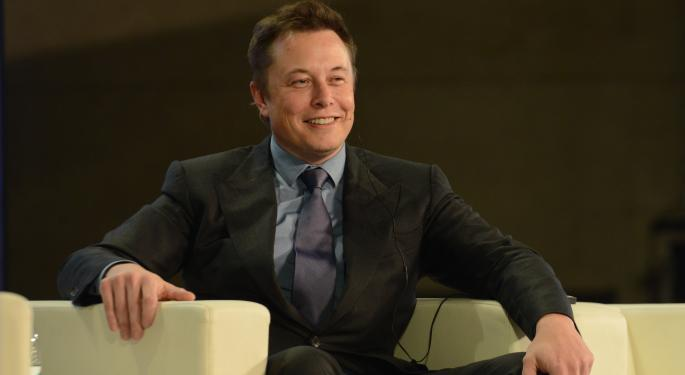 Here's What Elon Musk Said About Fiat Chrysler