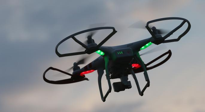 We've Reached 'Drone Inflection'