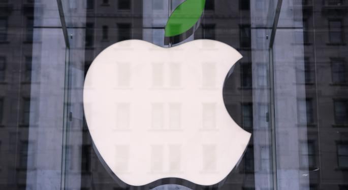 Are Apple Shares Going To Move Higher On Quarterly Earnings? This Analyst Thinks So