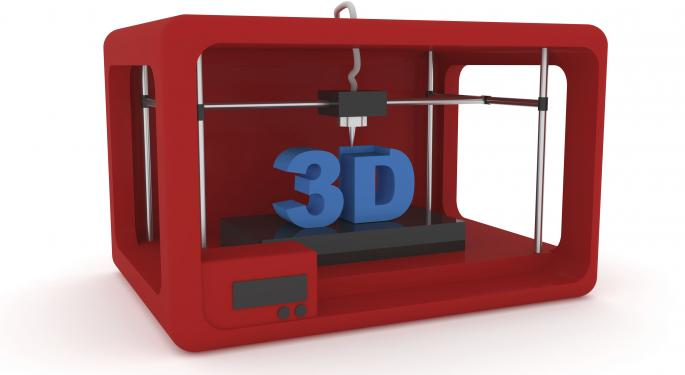 4 Things That Are Wrong With 3D Printing Stocks