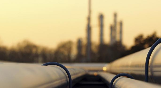 Why Shale Gas Is Winning From The Crash Of Oil
