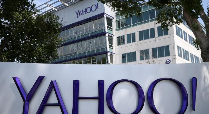 A Technical Look At Yahoo! Inc. Ahead Of Alibaba's IPO