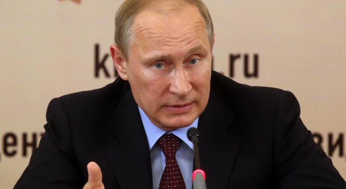 Vladimir Putin's International Economic Forum Recap