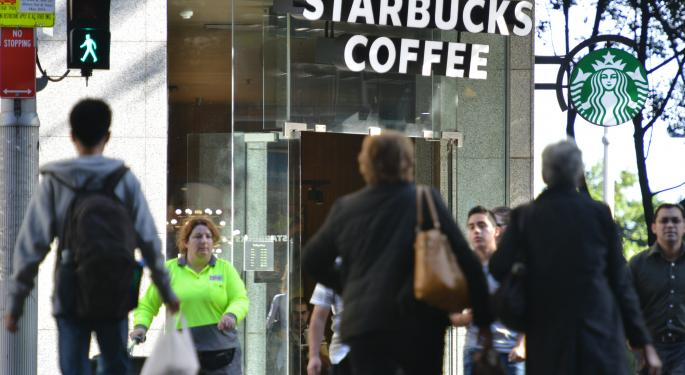Here's What 2 Analysts Are Saying About Starbucks Ahead Of Its Q1 Report