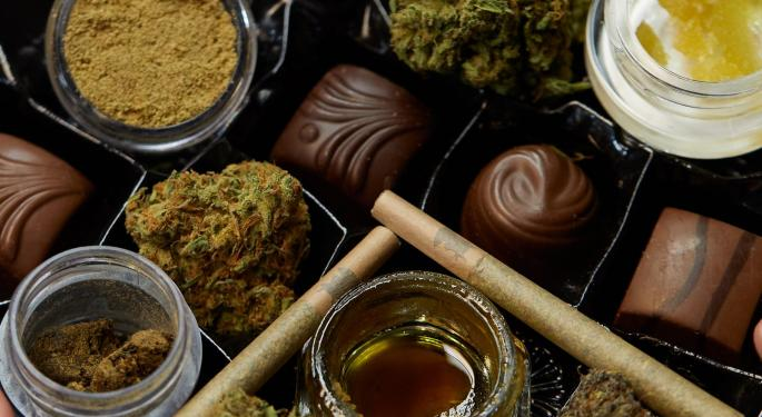 Chocolate Ingredients Throw Off Cannabis Potency Tests, Researchers Say
