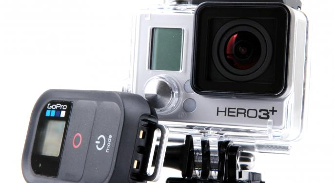 GoPro Inc Stock Finally Hits A Wall - Will It Break Through?